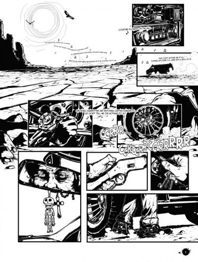 Page 3 Apocalypse sur Carson City tome 5 - l'apocalypse selon Matthews