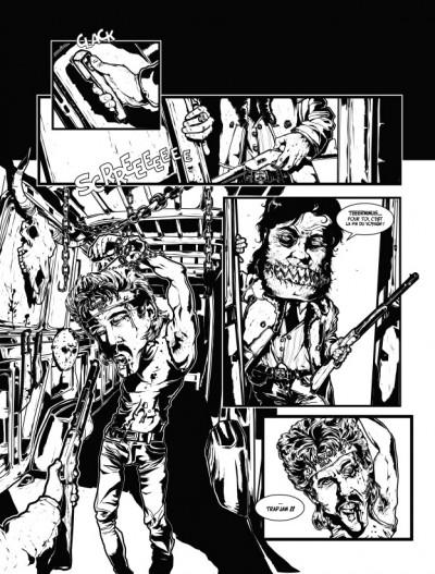 Page 4 Apocalypse sur Carson City tome 5 - l'apocalypse selon Matthews
