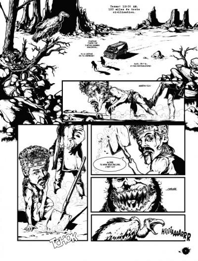 Page 5 Apocalypse sur Carson City tome 5 - l'apocalypse selon Matthews
