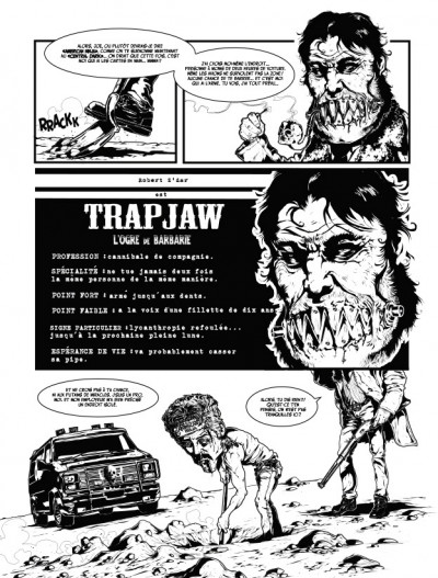 Page 6 Apocalypse sur Carson City tome 5 - l'apocalypse selon Matthews