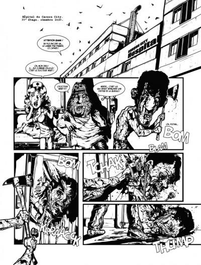 Page 8 Apocalypse sur Carson City tome 5 - l'apocalypse selon Matthews