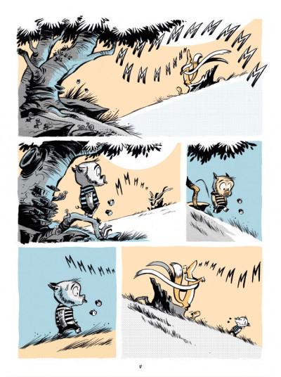 Page 4 Le trou de la zone