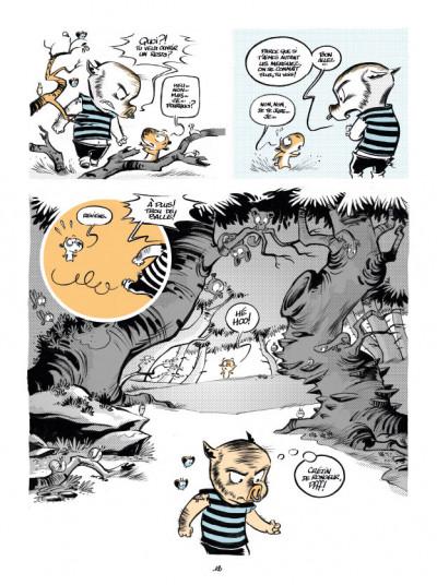 Page 8 Le trou de la zone