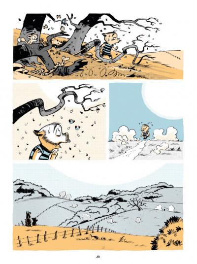 Page 9 Le trou de la zone