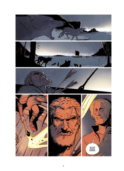 Page 1 Versipelle tome 1