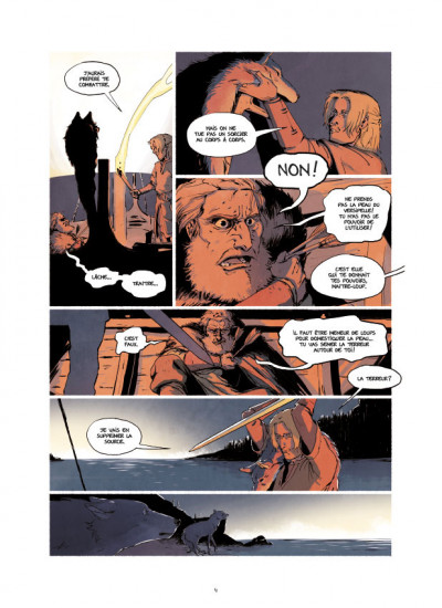 Page 2 Versipelle tome 1