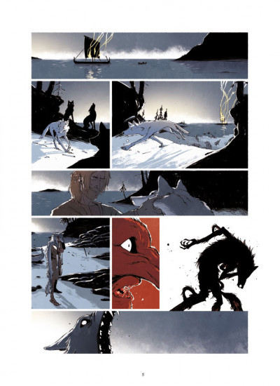 Page 3 Versipelle tome 1