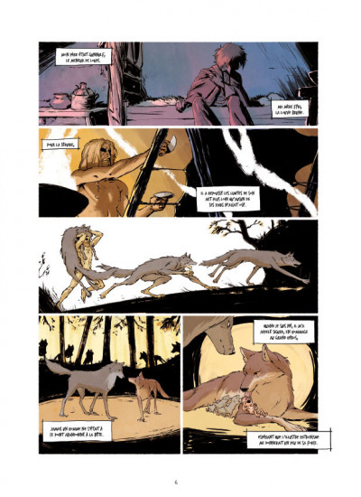 Page 4 Versipelle tome 1