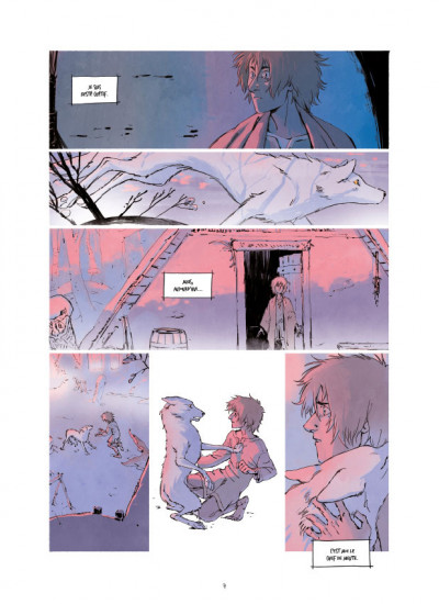 Page 5 Versipelle tome 1