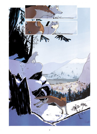 Page 7 Versipelle tome 1