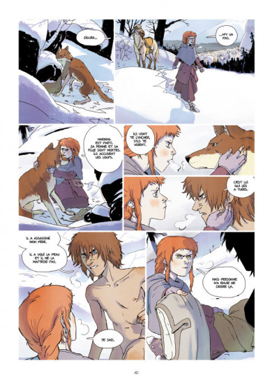 Page 8 Versipelle tome 1