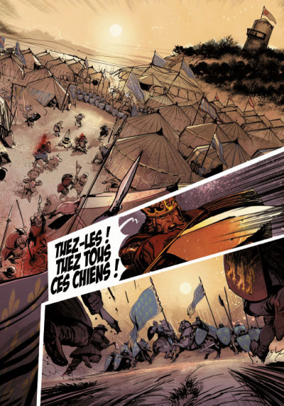 Page 0 Le roy des ribauds tome 2