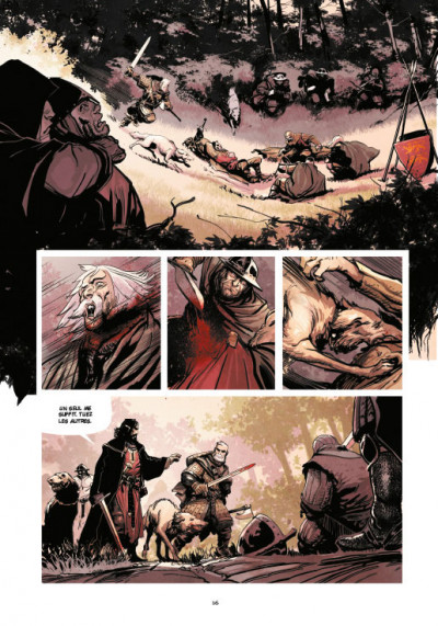 Page 7 Le roy des ribauds tome 2