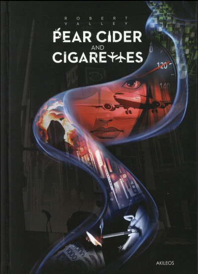 Couverture pear cider and cigarettes