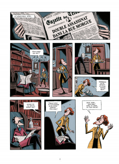 Page 5 Double assassinat dans la rue morgue