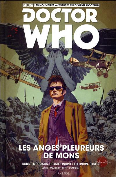 Couverture Doctor Who - Les nouvelles aventures du 10e docteur tome 2