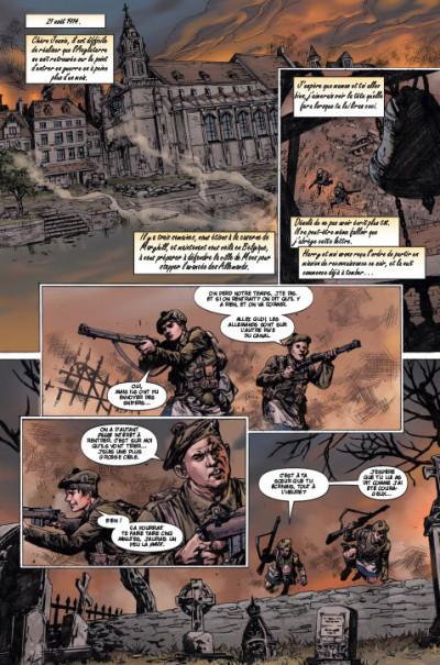 Page 1 Doctor Who - Les nouvelles aventures du 10e docteur tome 2