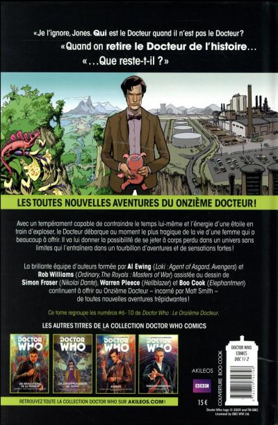 Dos Doctor Who - les nouvelles aventures du 11ème docteur tome 2