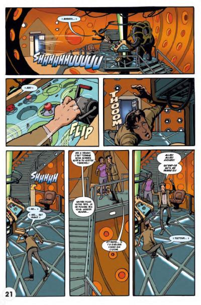 Page 2 Doctor Who - les nouvelles aventures du 11ème docteur tome 2