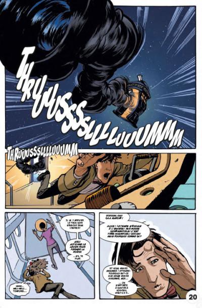 Page 3 Doctor Who - les nouvelles aventures du 11ème docteur tome 2