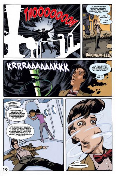 Page 4 Doctor Who - les nouvelles aventures du 11ème docteur tome 2
