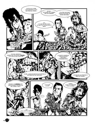 Page 2 Apocalypse sur Carson City tome 6
