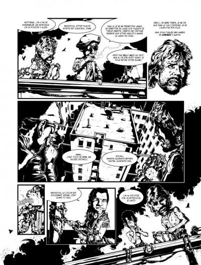 Page 3 Apocalypse sur Carson City tome 6