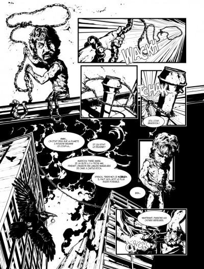Page 4 Apocalypse sur Carson City tome 6
