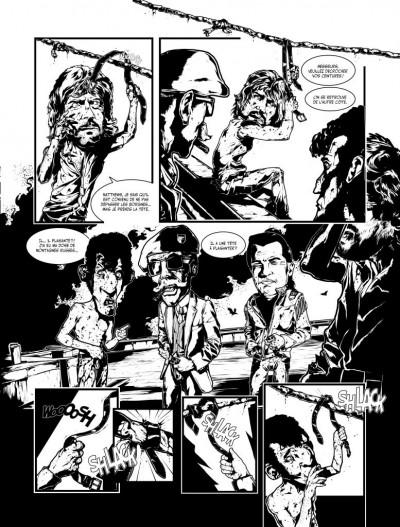 Page 5 Apocalypse sur Carson City tome 6