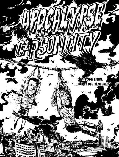 Page 7 Apocalypse sur Carson City tome 6