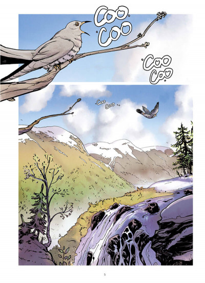 Page 3 Versipelle tome 2 - été