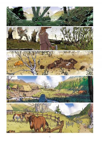 Page 4 Versipelle tome 2 - été