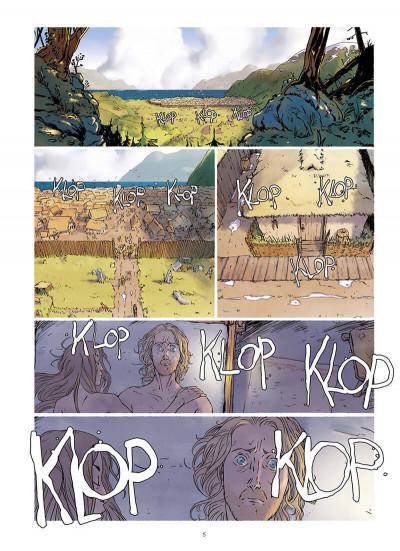 Page 5 Versipelle tome 2 - été