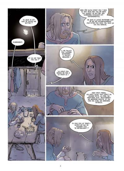 Page 8 Versipelle tome 2 - été