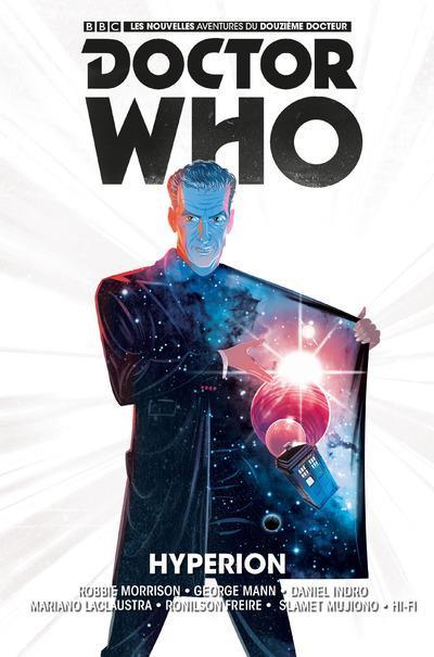 Couverture Doctor Who - Les nouvelles aventures du 12ème docteur tome 3