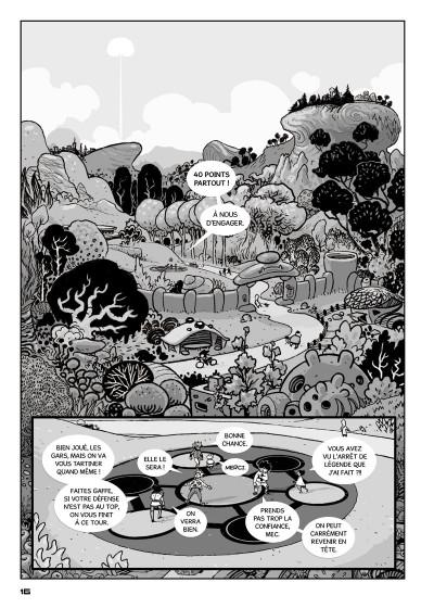 Page 2 Super Deltas tome 1