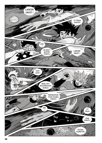 Page 4 Super Deltas tome 1
