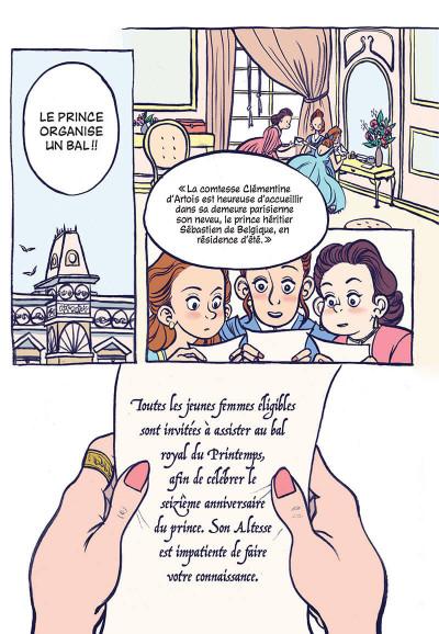 Page 1 Le prince et la couturière