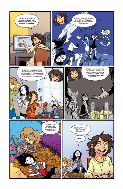Page 2 Giant days tome 1