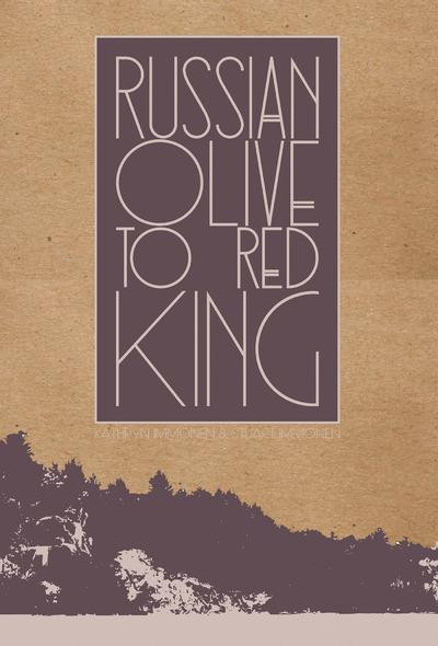 Couverture Russian olive to red king