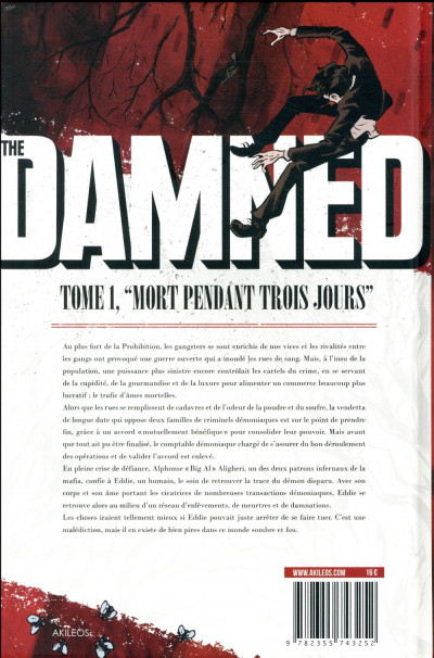 Dos The damned tome 1