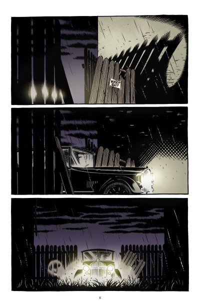 Page 1 The damned tome 1