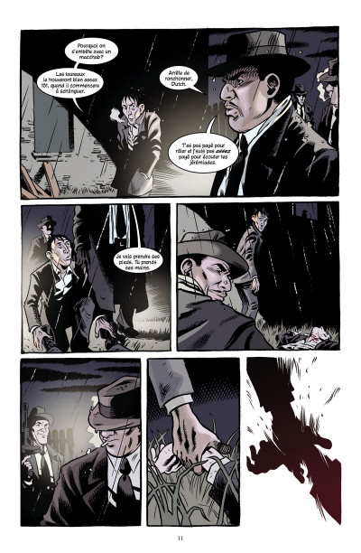 Page 4 The damned tome 1