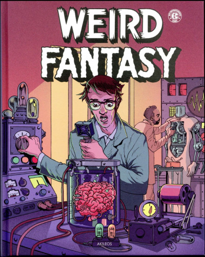 Couverture Weird fantasy tome 1