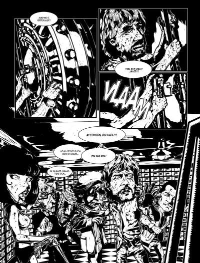 Page 1 Apocalypse sur Carson City tome 7