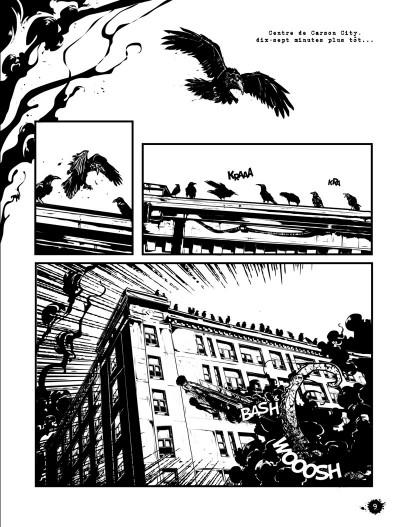 Page 3 Apocalypse sur Carson City tome 7