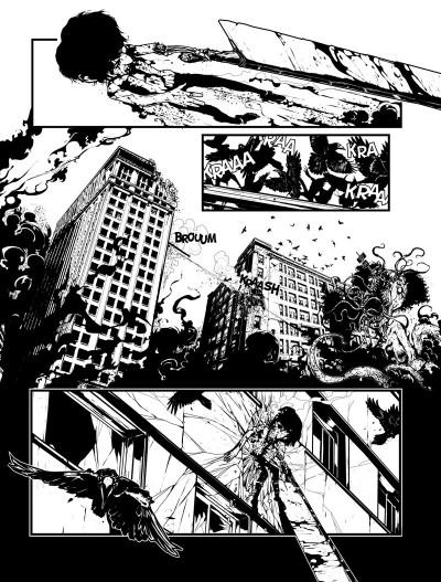 Page 4 Apocalypse sur Carson City tome 7