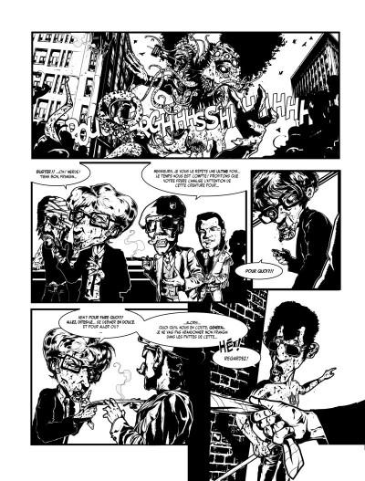 Page 5 Apocalypse sur Carson City tome 7