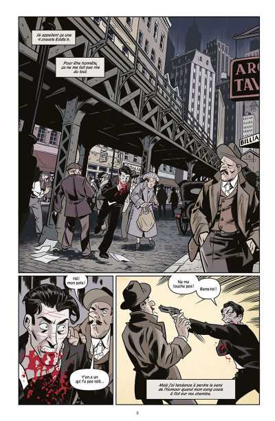 Page 8 The damned tome 2