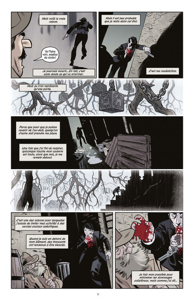 Page 9 The damned tome 2